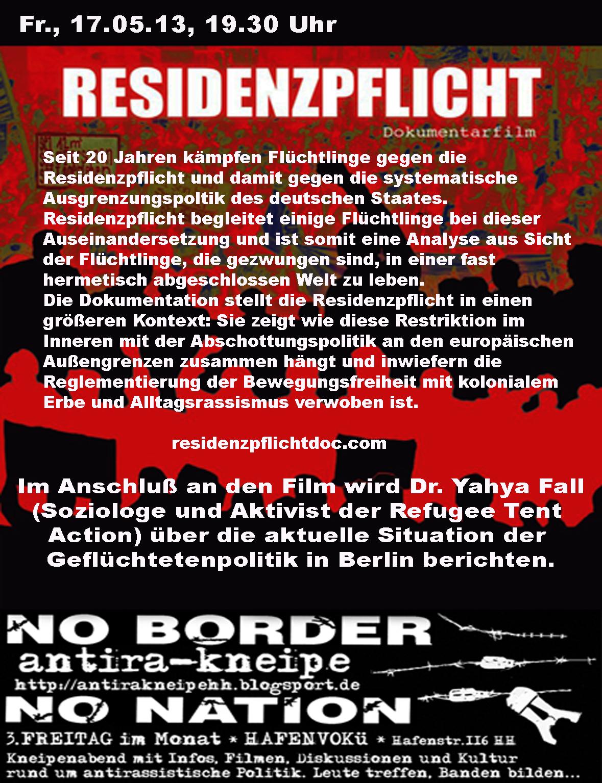 Plakat 17.05.2013